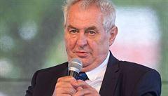 Zeman: Měli bychom zrušit sankce proti Rusku, jsou výrazem bezradnosti