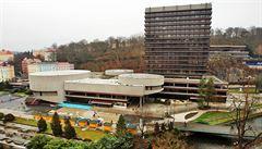 Hotel Thermal se nestane kulturní památkou, rozhodl ministr Herman