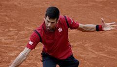 Krok od vysněného titulu. Djokovič si zahraje finále French Open