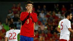 Proti Česku musíme hrát mnohem lépe, vyhlašují Španělé před zahajující bitvou