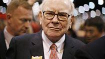 Třetí nejbohatší člověk planety podle časopisu Forbes - Warren Buffett.