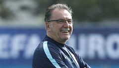 Češi mají duši, tvrdí trenér Chorvatů. Ten by se rád na Euru pomstil Vrbovi