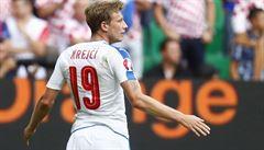 Fotbalista Krejčí se vyznamenal, italské Boloni výrazně pomohl k vítězství