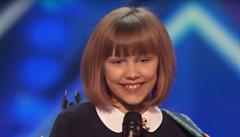 Nová Taylor Swift. Dvanáctiletá dívka uchvátila svým zpěvem Ameriku