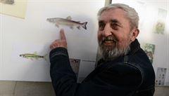 Zemřel akademický malíř Květoslav Hísek. Mistr vědecké ilustrace