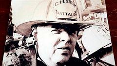 Čekání končí, hasičský šéf zabitý 11. září 2001 se dočká pohřbu. Uloží jeho krev
