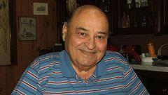 Erich Brodavka, 'podezřelý' Žid, který sloužil u Klapálka a pomáhal v jomkippurské válce