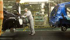 Kolínská Toyota pozastavuje výrobu, nemá polovodiče do aut. Nedostatek způsobil vichr v Severní Americe