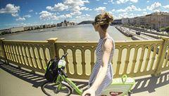 Budapešť aneb Město cyklistům zaslíbené