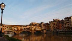 Výlet do Florencie. Renesanční klenoty na každém rohu