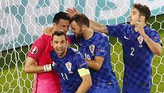 Chorvaté porazili Španěly a vyhráli skupinu, Ramos nedal za stavu 1:1 penaltu