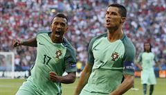 Neskutečná přestřelka: Maďaři třikrát vedli nad Portugalci, Ronaldo ale kouzlil