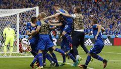 Bitva o vše: Island porazil gólem v nastavení Rakousko a postoupil do osmifinále