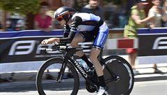 Sáblíková má 13. cyklistický titul. Kvůli zklamání ohledně OH startovat nechtěla