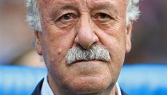 Další konec. Odstoupil kouč neúspěšných obhájců titulu ze Španělska Del Bosque