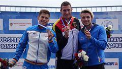 Fuksa vybojoval před OH bronz z mistrovství Evropy