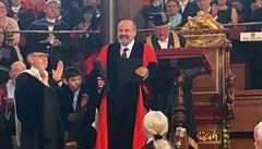 Oxfordská univerzita udělila Halíkovi čestný doktorát. Z Čechů ho dostali Masaryk, Beneš a Havel