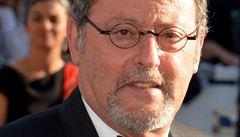 Jean Reno převezme v Karlových Varech cenu za mimořádný přínos