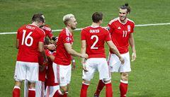 Rusko - Wales 0:3. Velšané postupují z prvního místa