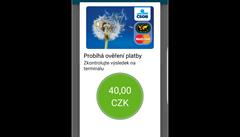 V Česku se dá nově platit mobilem, službu spustila ČSOB