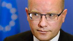 Nebudeme vytvářet žádné unie v Unii, odmítá Sobotka návrh prezidentského kandidáta Hofera