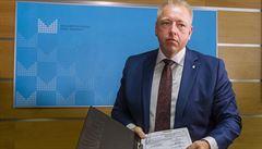 Chovanec: Policejní reformu jsem podepsal, policie se nesmí stát divizí Agrofertu