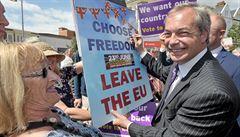 ANKETA. Britští Češi o brexitu: Média a politici chrlí předsudky světelnou rychlostí