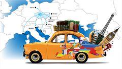 GRAFIKA: Ceny mýta a dálničních známek. Kolik stojí cesta do Itálie či Chorvatska?