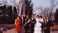Když si v Milovicích bral Sergej Eleonoru. Podívejte se na unikátní snímky