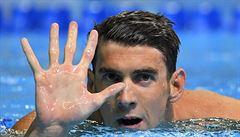 VIDEO: Hvězdný Phelps to dokázal, pojede na rekordní pátou olympiádu