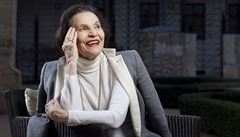 Jsem celý život v poklusu, říká Sonja Baťová o manželství s Tomášem Baťou
