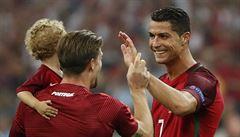 Ronaldo premiantem. Stal se prvním fotbalistou, který vyhrál anketu Sportovec Evropy