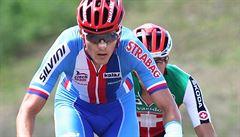 Biker Kulhavý stříbrný na MS, Švýcar Schurter mu ujel až v posledním kole