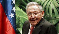 Castro: Připravte se na těžké časy, krize ve Venezuele dopadá na ekonomiku Kuby
