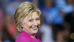 Favoritem je Clintonová, vychází z průzkumu mezi americkými voliči