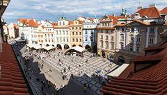 V bytě, kde vyrůstal Franz Kafka. Praha chystá kulturní a kreativní centrum