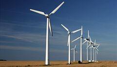 Vítr může v roce 2050 vyrábět až třetinu elektřiny, zjistili ekologové