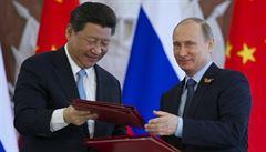 Geopolitický tanec draka s medvědem. Evropa se rozpadá, Eurasie sílí