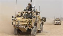Britský voják jde do vězení za pobodání afghánského chlapce