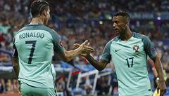 Titul bude náš, věří Ronaldo. Na neúspěšné finále před dvanácti lety nemyslí