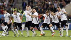 Německo zlomilo italské prokletí a po penaltovém dramatu postupuje do semifinále