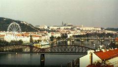 Totální úlet, kritizují architekti návrh na stavbu ruského kola v centru Prahy