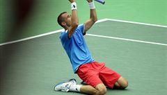 Tenisová revoluce. Česká chlouba Davis Cup se může hrát na dva vítězné sety