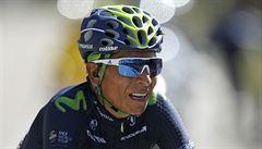 Quintana se vrací do vedení Vuelty. Vyhrál náročnou desátou etapu