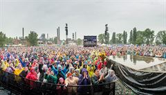 COLOURS POTŘETÍ: Festival aspiruje na nový název. Colours of pláštěnky