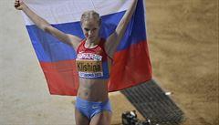 Ruský ministr sportu neuspěl. Z atletů může do Ria jen skokanka Klišinová