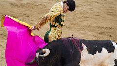 Při koridě ve Španělsku zemřel první torero od roku 1992