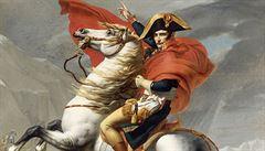 Francouzští preparátoři opravují legendárního Napoleonova koně Vizira