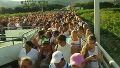 Venezuela otevřela hranice s Brazílií. 'Máme záruky, že naše suverenita bude respektována,' řekl ministr