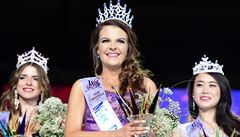 V Praze byla vyhlášena Miss Deaf, nejkrásnější neslyšící. Je jí Jihoafričanka
